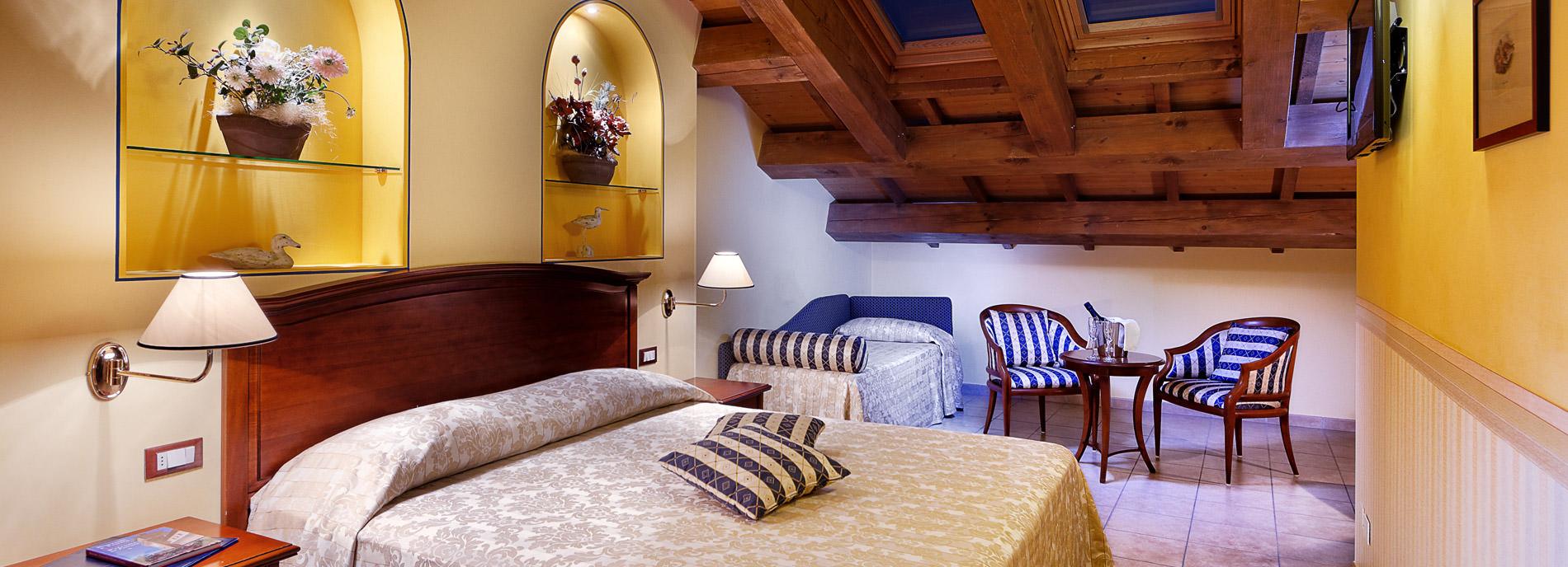 Hotel comacchio dove dormire a comacchio albergo locanda la comacina bed and breakfast - Albergo diffuso specchia ...